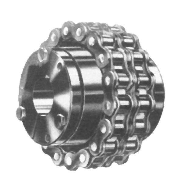 Couplings coupling chain flexible hrc